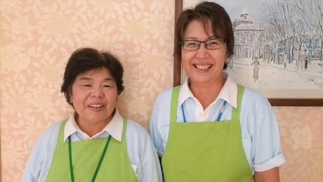 ご利用者さまの生活の基盤「洗濯・清掃・食事」をサポート。未経験から、生活援助員として活躍できます。